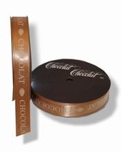 rc22 ruban chocolat tan-crème