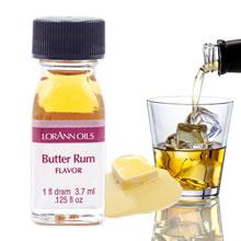 L0190 Butter rum flavor