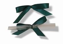 bow111 mini boucles vert forêt
