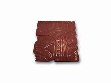 art14695 chocolate mold Maya bar