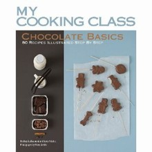L350 Chocolate basics, my cooking class