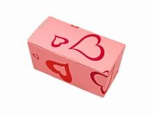 CCV212 Pink Valentine Mini Ballotin