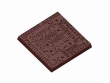 cw1614 moule chocolat