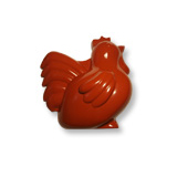 art14849 Modern chicken chocolate mold