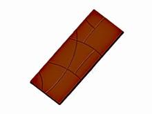 drc1733 moule chocolat