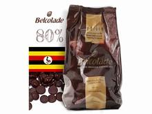 Belcolade Chocolate Uganda 80%