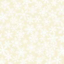 snowflake textured sheet