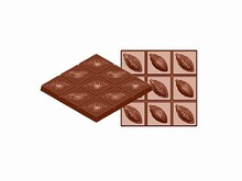 cw1642 chocolate mold