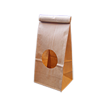 700wr Kraft Paper Bag with Window