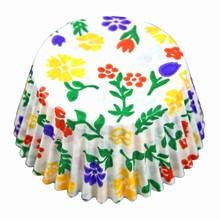 (s85mfl)caissettes petits gâteaux Fleurs