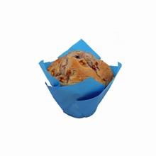 (s85mtBLEU2)Tulip shape cupcake liners (2000)