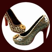 6076d Platform heel