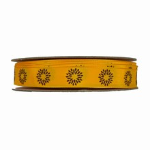 r201 Sunflower print ribbon