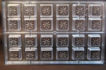 x729 Chocolate Mold
