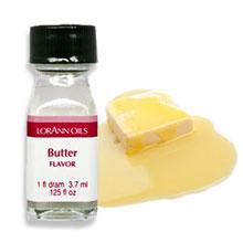 L0140 Lorann  essence beurre