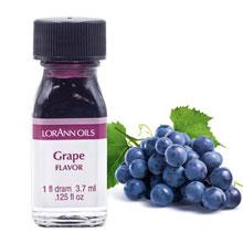 L0180 Lorann grape flavor