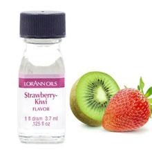 L0322 Lorann strawberry-kiwi flavor