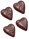 cw1579 moule chocolat coeurs