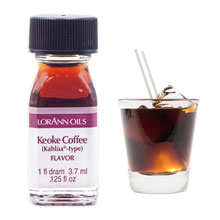 L0410 Lorann coffee keoke flavor