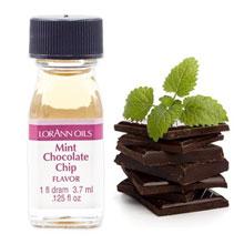 L0850 Lorann mint chocolate chip flavor