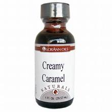 3530 LorAnn saveur naturelle caramel crémeux 29.5ml