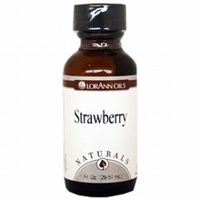 3640 LorAnn Saveur naturelle fraise 29.5ml