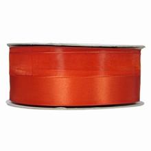 Copper ribbon half sheer half solid