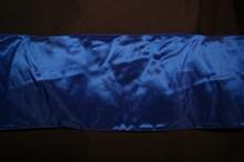 Royal blue ribbon