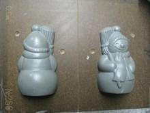 N286 Snowman Mold