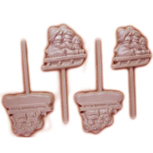 SUN256 Sleigh Ride Lollipop Mold