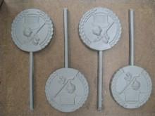 SUS48 Hockey Lollipop Mold