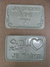 V107 Bar 'Je t'aime' mold
