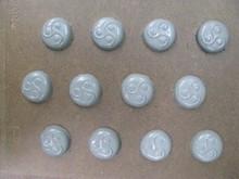 I86 Round bitesize mold