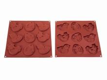 Biscuits Pâques moule en silicone