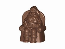art15186 Santa Claus chocolate mold