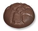 art15656 moule chocolat caraques Macaron