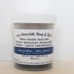 H25-005 water soluble royal blue colouring
