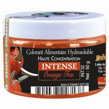 INT32 colorant Intense orange feu