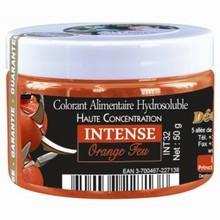 INT32 Intense color fire orange