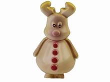 20-C1002 Moule chocolat renne papa
