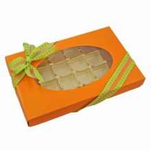 CC1495-4 Rect.1lb glossy Sorbet box