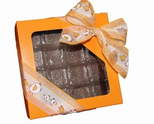 CC1001-3 Boîte carrée 1/2lb Orange