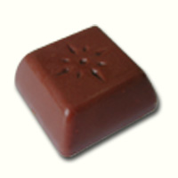 x257 Moule chocolat