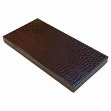 Rigid 32ct croco illusion box