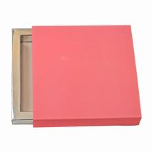 E9189s boîte étui 9 choco ou 3 tablettes rose