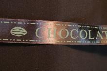 rc106 ruban CHOCOLAT