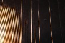 dr9 Feuilles texture motif strié fin