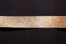 rb44 Sparkly gold ribbon