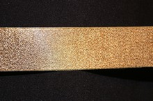 rb45 Sparkly gold ribbon