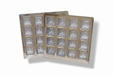 mp26scs Silver 16pc plastic tray